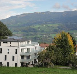 1 immeuble comprenant appartements – Sorens