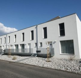 Transformation d'anciens entrepots en lofts et transformation de logements ouvriers en appartements-villas – Fontainemelon